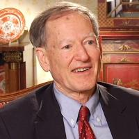 George Gilder profile photo
