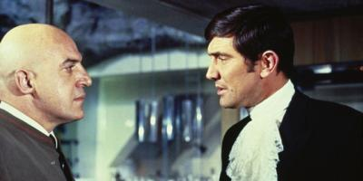 George Lazenby's quote #1