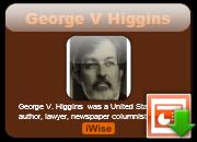 George V. Higgins's quote #1