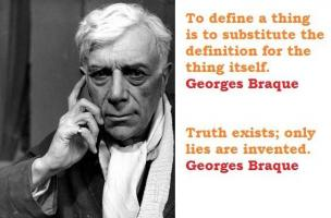 Georges Braque's quote #3