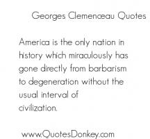 Georges Clemenceau's quote #6