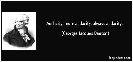 Georges Jacques Danton's quote