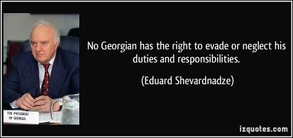 Georgian quote #1