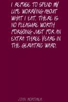 Geriatric quote #2