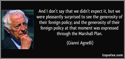 Gianni Agnelli's quote