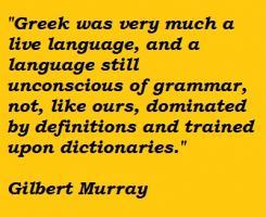 Gilbert Murray's quote #5