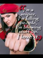 Gina Carano's quote