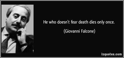Giovanni Falcone's quote