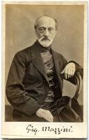 Giuseppe Mazzini profile photo