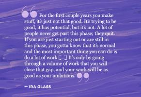 Glass quote
