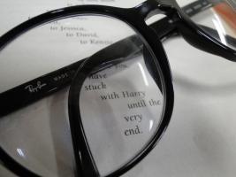 Glasses quote
