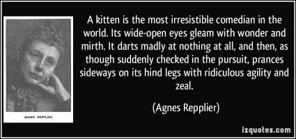 Gleam quote