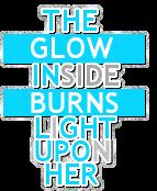 Glowing quote #1