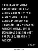 Good Action quote #2