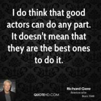 Good Actors quote #2