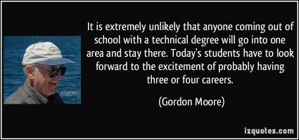 Gordon Moore's quote #2