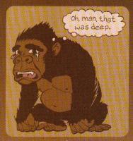 Gorilla quote #1
