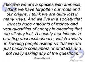 Graham Hancock's quote #1