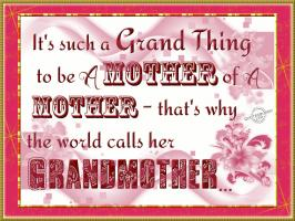 Granny quote #1