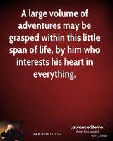 Grasped quote #1
