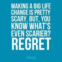 Great Change quote #2