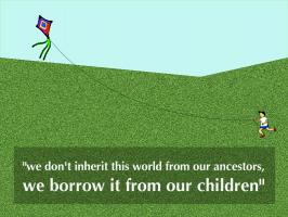 Greenpeace quote #1