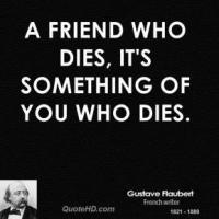 Gustave Flaubert's quote