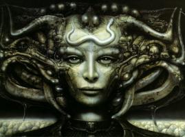 H. R. Giger profile photo
