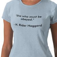 H. Rider Haggard's quote #1