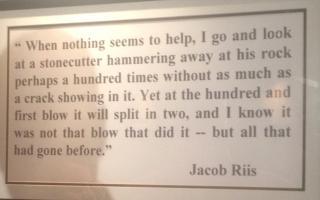 Hammering quote #2