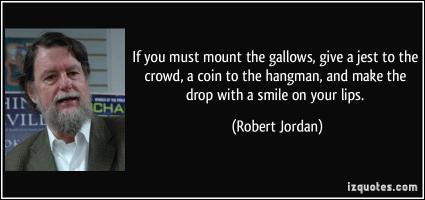 Hangman quote #1
