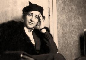 Hannah Arendt profile photo