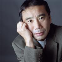Haruki Murakami profile photo
