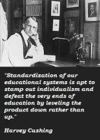 Harvey Cushing's quote #2