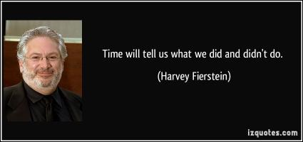 Harvey Fierstein's quote