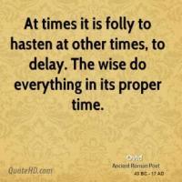 Hasten quote #1