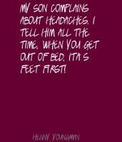 Headaches quote #1