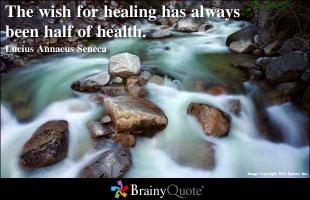 Healing Process quote #2