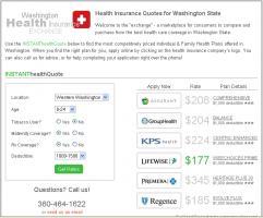 Health Insurance quote #2