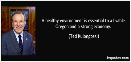 Healthy Environment quote