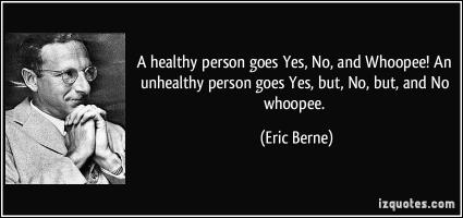 Healthy Person quote
