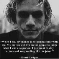 Heath quote #2