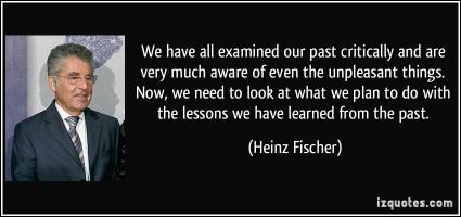 Heinz Fischer's quote #1