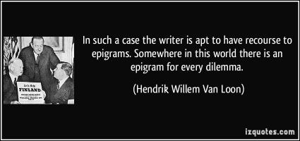 Hendrik Willem Van Loon's quote #1