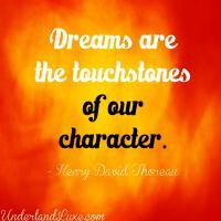 Henry David Thoreau's quote