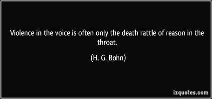 Henry George Bohn's quote