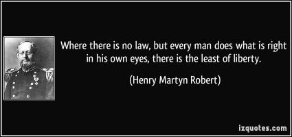 Henry Martyn Robert's quote #1