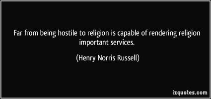 Henry Norris Russell's quote #3
