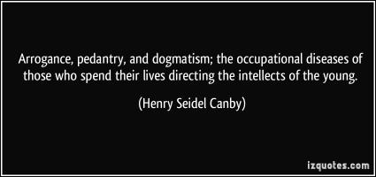 Henry Seidel Canby's quote #1