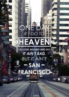 Herb Caen's quote